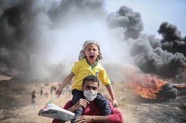 popolo palestinese